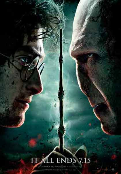Harry Potter - Deathly Hallows 2