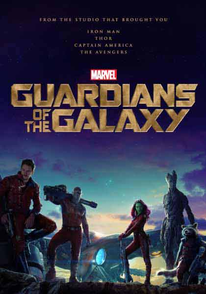Guardian of the galaxy I